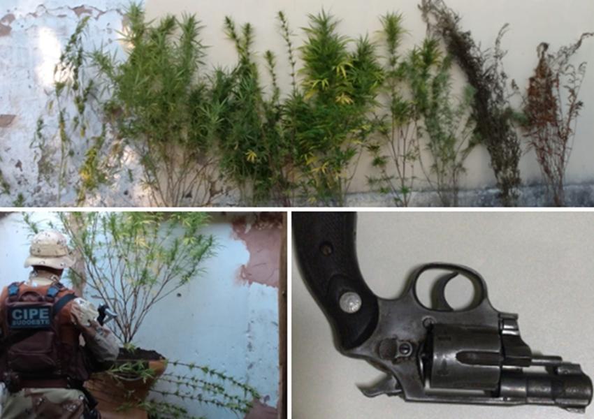 Homem acusado de crimes em Barra da Estiva morre em confronto com a Caesg