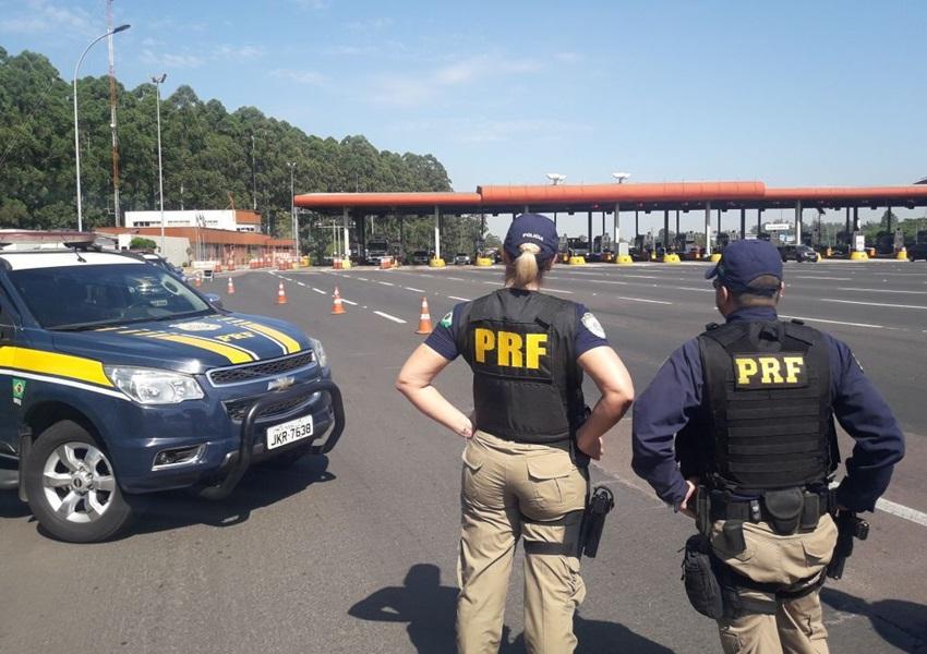 Bolsonaro troca comandos da PRF e do Departamento Penitenciário Nacional
