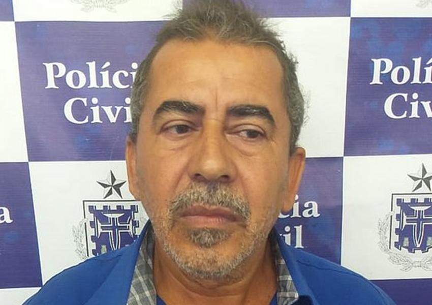 Amargosa: Empresário é preso acusado de estuprar menina de 11 anos
