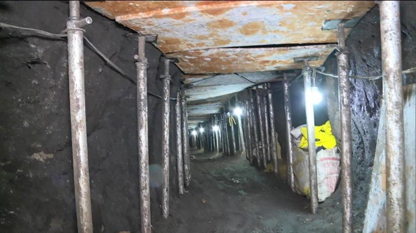 Quadrilha cavou túnel de 500 metros e planejava roubar R$ 1 bi de banco em SP