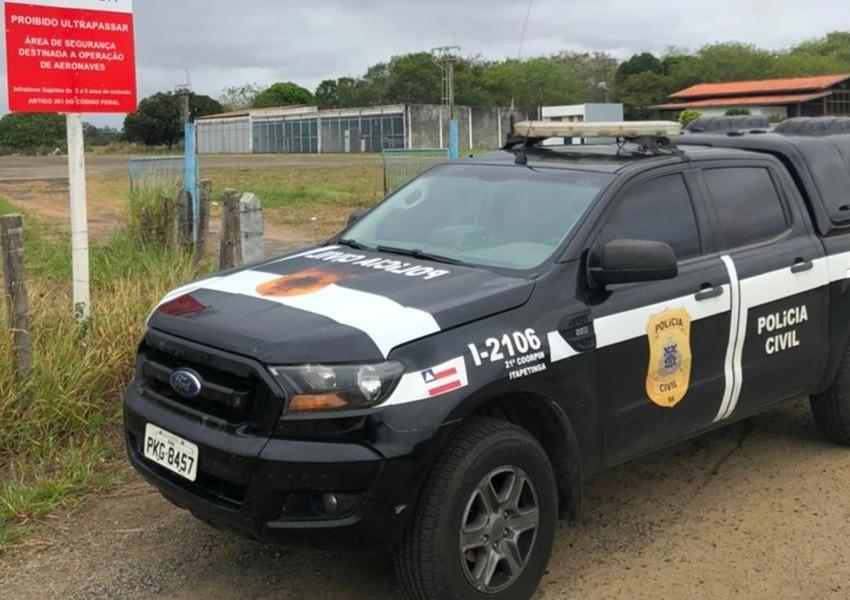 Avião tem pane seca ao sair de Itapetinga para Salvador; vigilante de aeroporto confessa furto de combustível