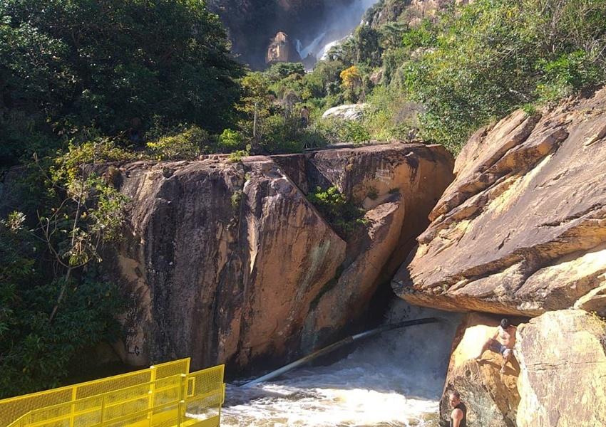 Livramento: Criança desaparece nas águas do 'Poço Preto' após ser arrastada pela força da correnteza