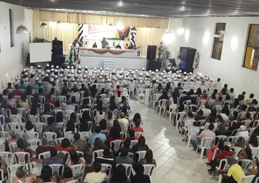 Paramirim: 138 alunos participam de formatura do PROERD