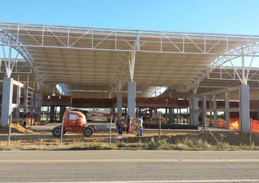 Justiça suspende liminar e permite concessão do novo aeroporto