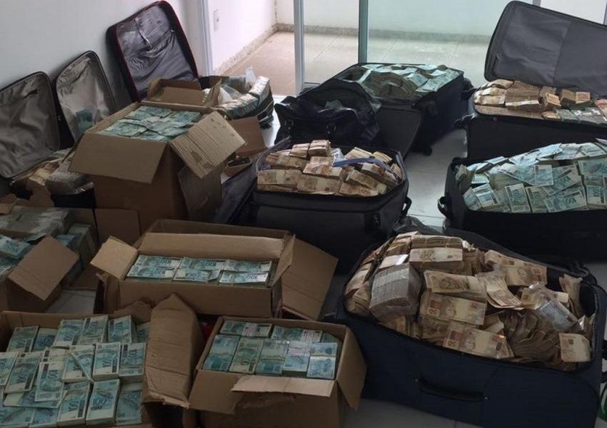 Empresário pede à Polícia Federal que devolva R$ 51 milhões ligados a Geddel