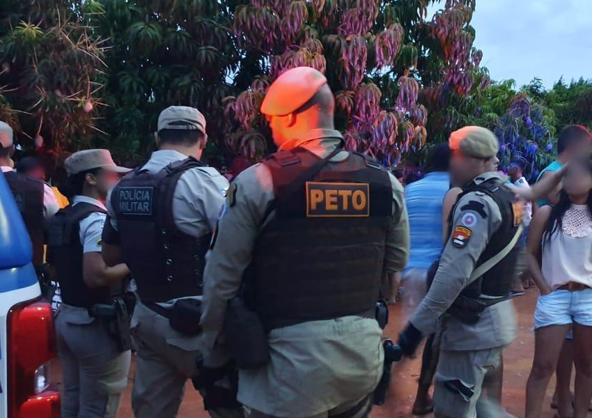 PM intervém em ocorrência de poluição sonora e perturbação do sossego público em Livramento