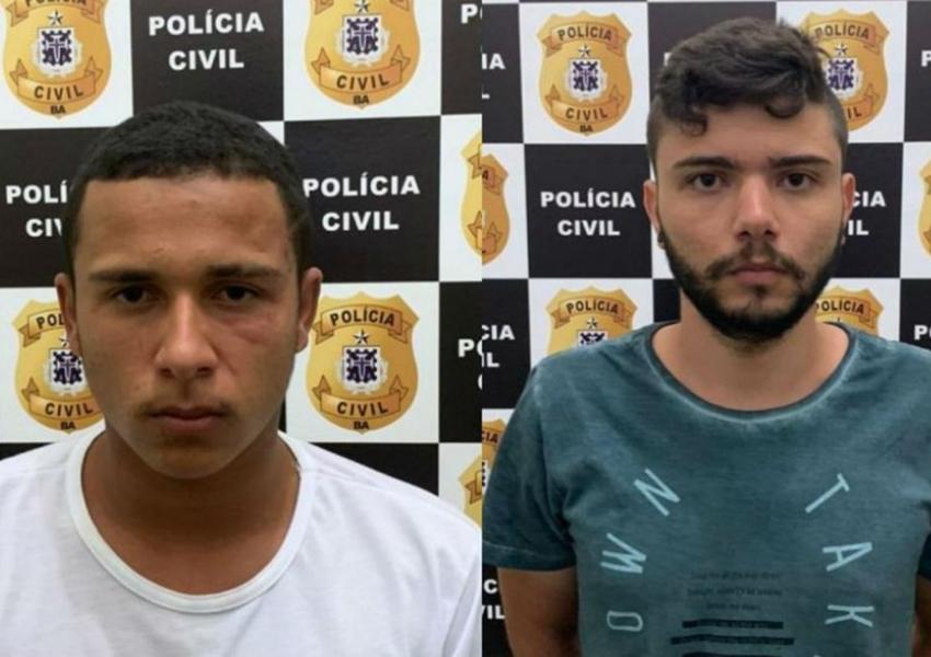 Conquista: Suspeitos de matar Hiago Evangelista são presos; dupla alegou morte por medo de denúncia