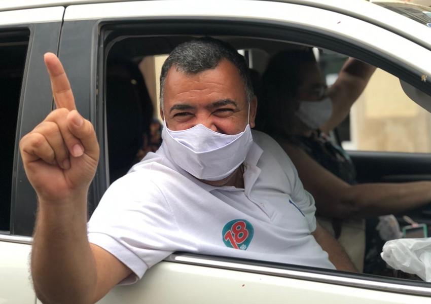 Ricardinho, do Rede, é reeleito prefeito de Livramento de Nossa Senhora