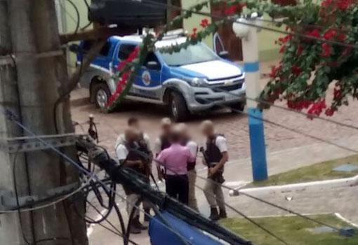 Família de gerente do Banco do Brasil foi mantida refém durante tentativa de assalto a agência em Barra da Estiva