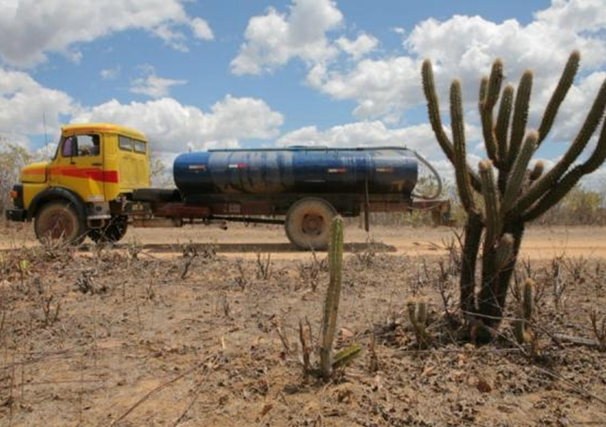 Dom Basílio: Cidade 'à base de carro pipa' recebe verba para construir adutora