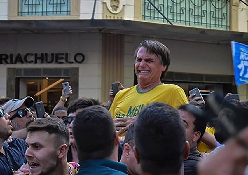 Alexandre Frota pede 'CPI da facada' para apurar crime cometido contra Bolsonaro