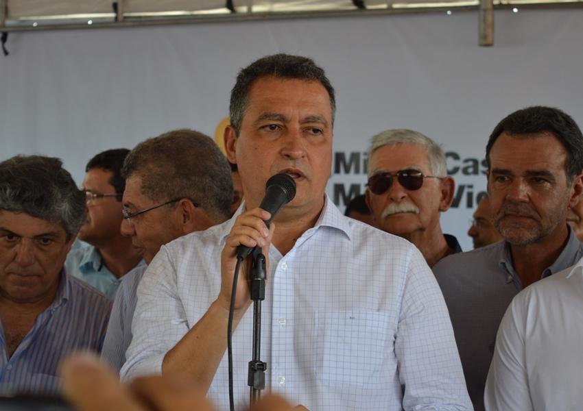 Rui autoriza recuperação de estradas e sistema de abastecimento em Livramento