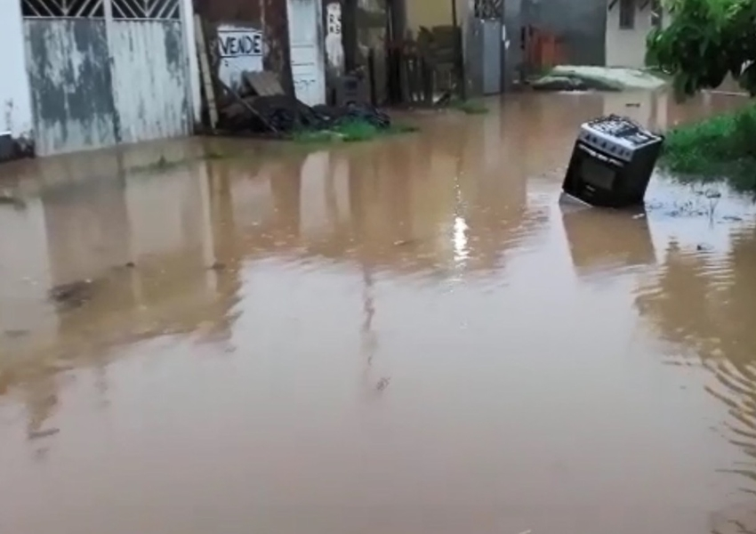 Ilhéus tem situação de emergência decretada após chuvas de março