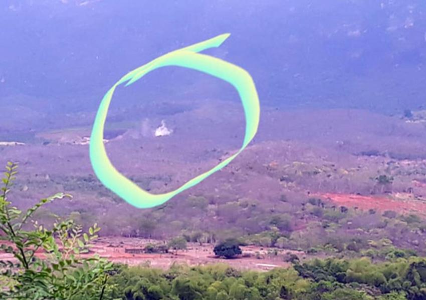 Livramento/Rio de Contas: Chuvas ajudam a combater incêndio que atinge Chapada Diamantina