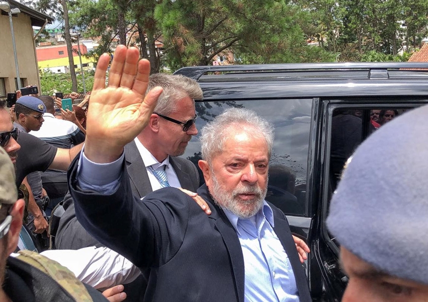 Em decisão unânime, 5ª Turma do STJ mantém condenação de Lula e reduz pena para 8 anos e 10 meses