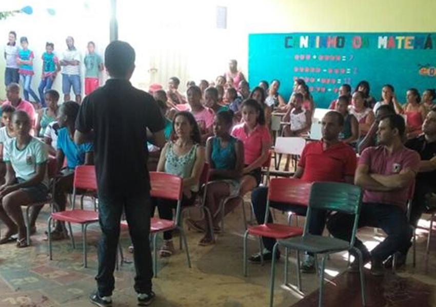 Livramento: Escola do Mucambo realizou Conferência pelo Meio Ambiente