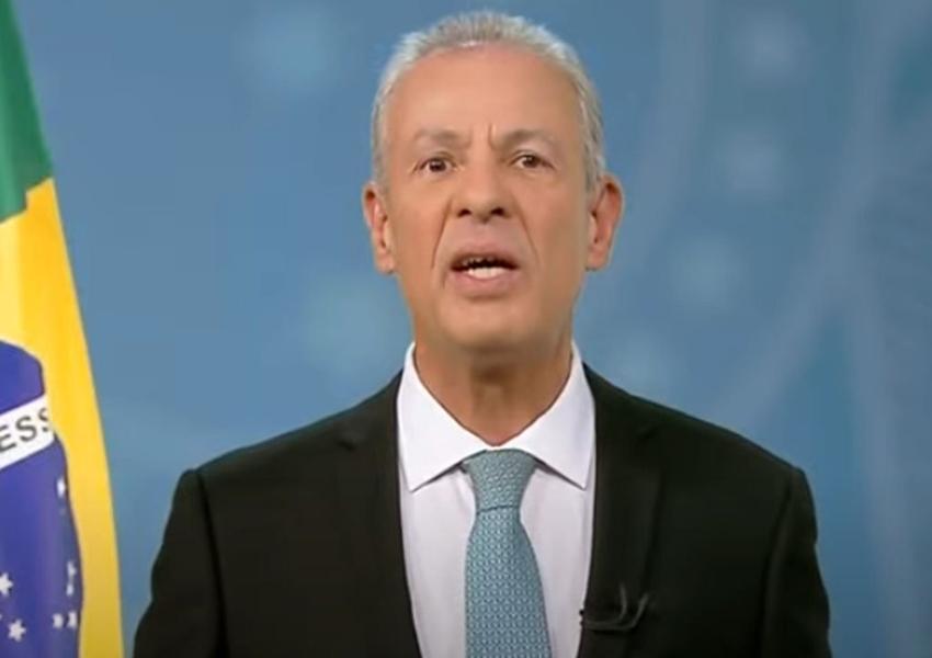 Em pronunciamento na TV, ministro de Minas e Energia admite crise hídrica
