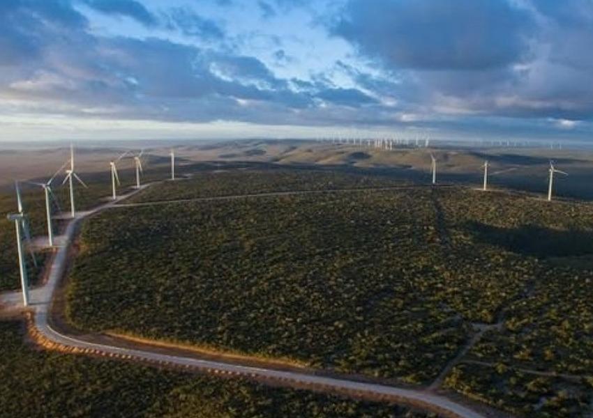 Grupo chinês investe cerca de R$ 2,9 bilhões em complexo eólico em Brumado