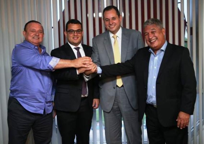 Nelson Leal é definido presidente da Alba; Alex Lima será vice