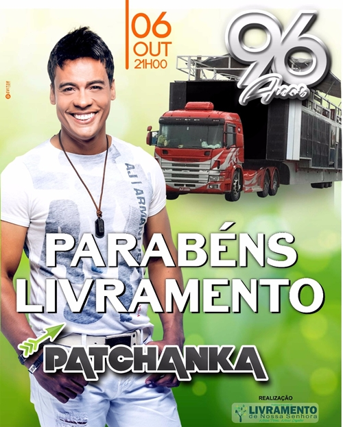 Com município em situação de emergência Prefeitura de Livramento de Nossa Senhora contrata banda Patchanka por 43 mil