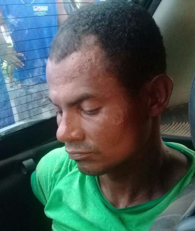 Estuprador de bebê de 04 meses em Belmonte é capturado