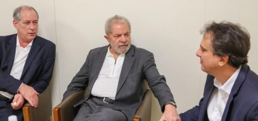 Ciro se esquiva sobre possibilidade de apoiar Haddad no segundo turno