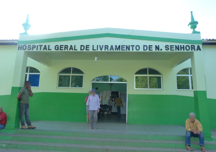 Hospital Municipal de Livramento passa a se chamar Hospital Dr. Ulysses Celestino