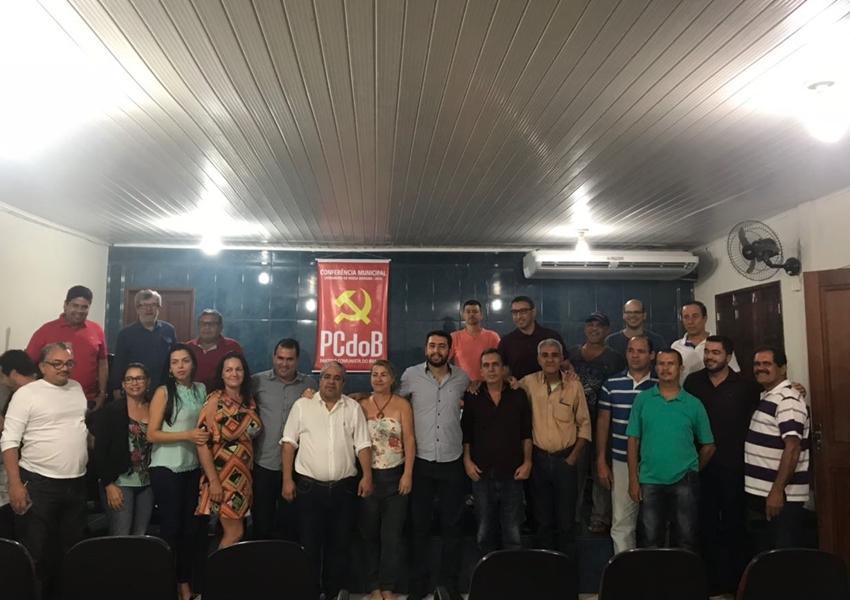 PC do B de Livramento realiza conferência municipal