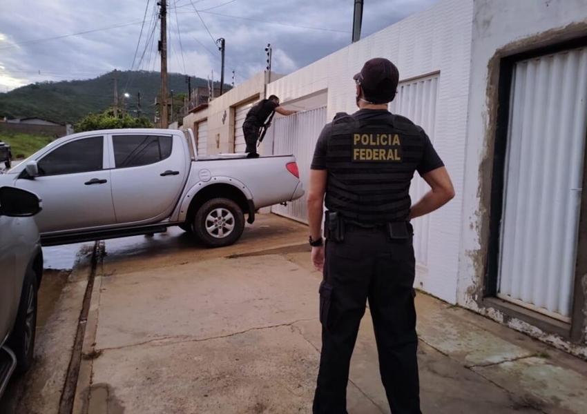 Polícia Federal combate desvios de recursos públicos da Educação em Barreiras