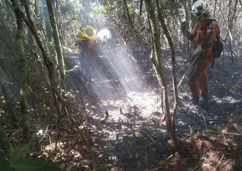 Incêndio em Rio de Contas e Livramento é controlado após 13 dias