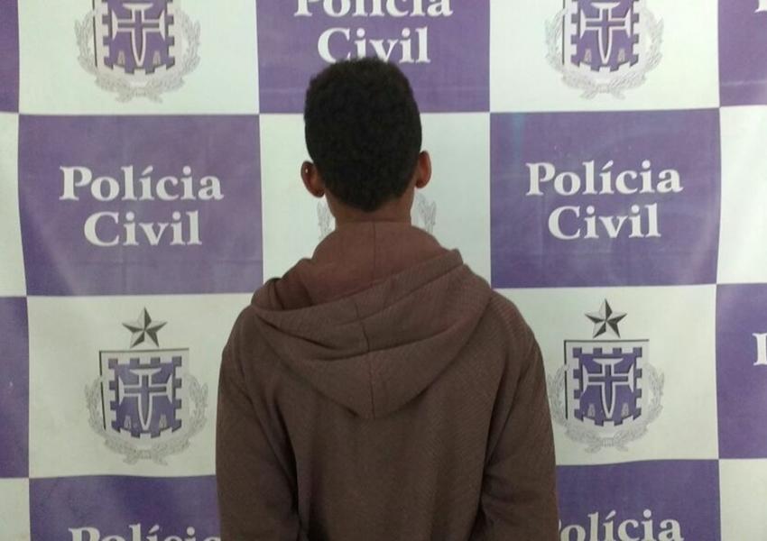 Polícia civil apreende adolescente e elucida tentativa de homicídio em Brumado
