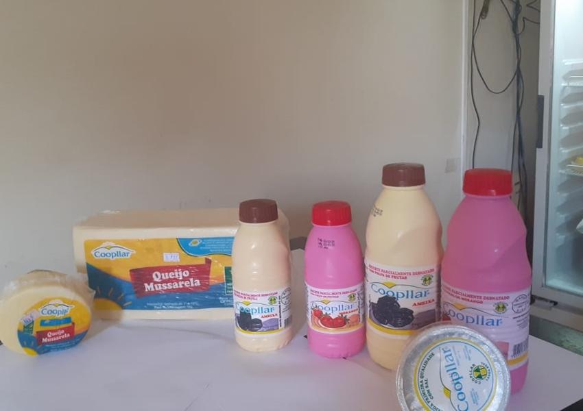 Investimentos do Governo do Estado aumentam em 22% faturamento de cooperativa de leite de Lagoa Real