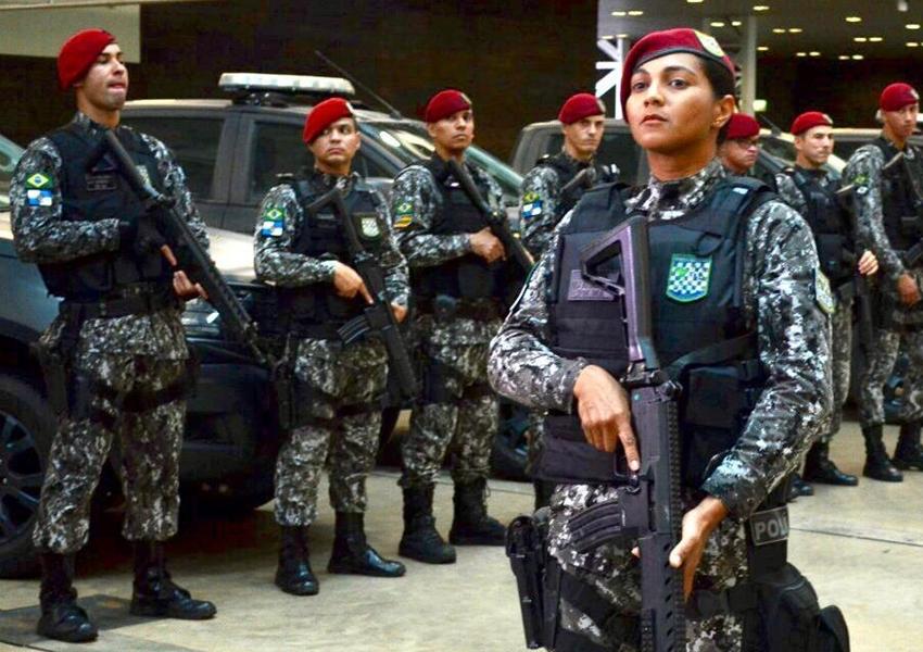 Força Nacional atuará no Ceará por mais 90 dias