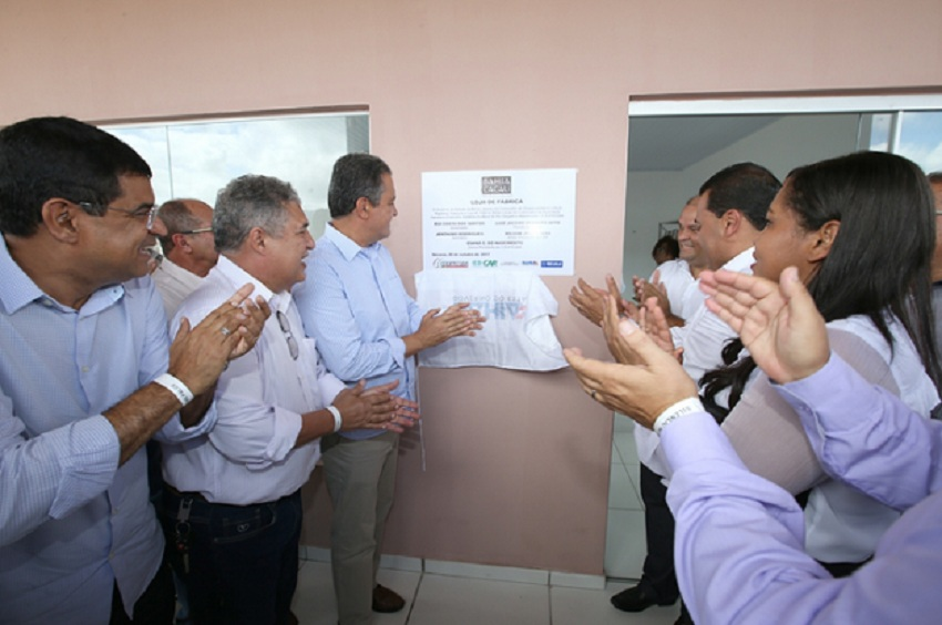 Base avançada da Cipe Cacaueira é inaugurada pelo governador Rui Costa em Ibicaraí