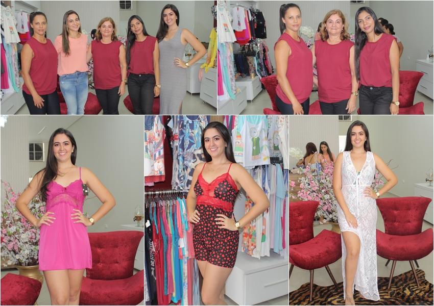Sensualidade Lingerie é reinaugurada em Livramento; veja fotos