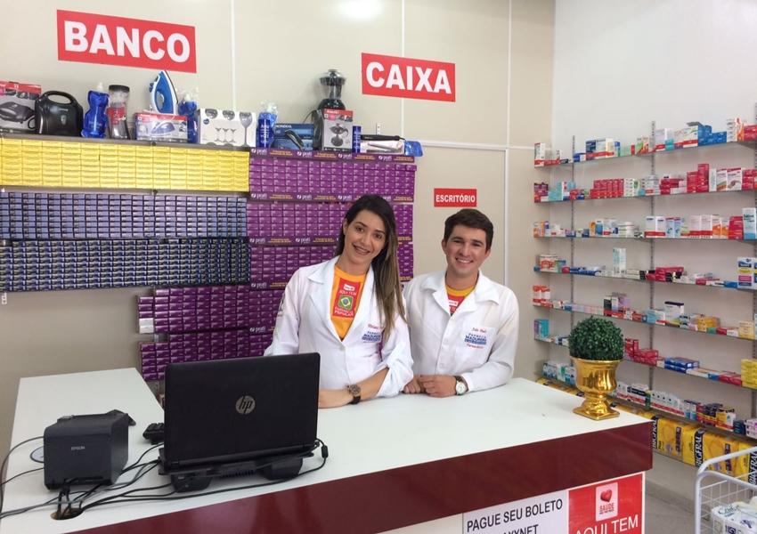 Farmácia Madureira inaugura filial no Bairro Taquari