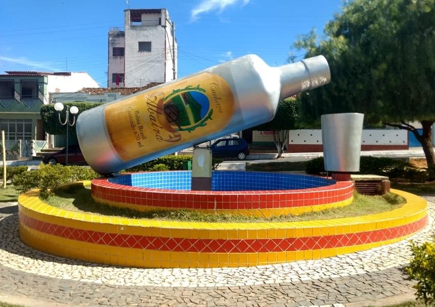 Abaíra: Prefeitura prepara novo palco para o Festival da Cachaça 2019