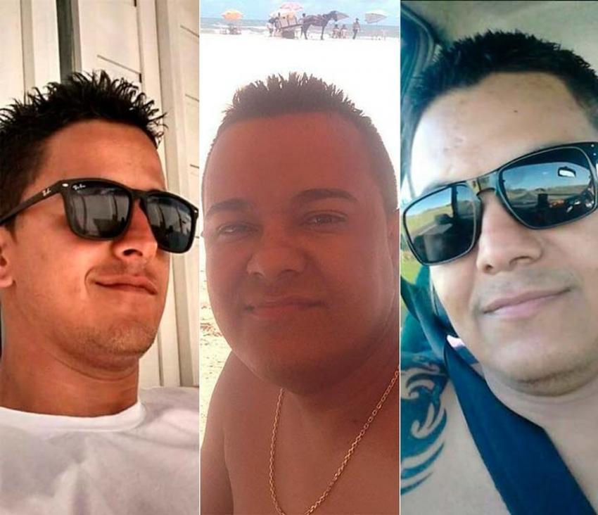 Casal suspeito de matar três irmãos durante ataque a bar é preso na BA; disputa entre facções motivou crime