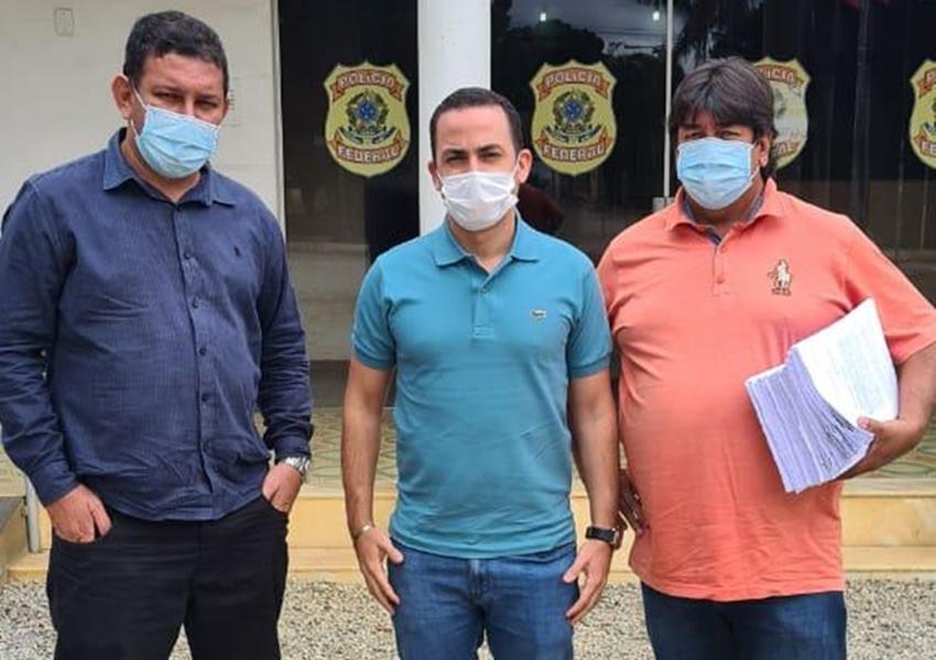 Phellipe Brito denuncia ex-prefeito de Ituaçu pelo mau uso de recursos destinados para o combate a covid-19