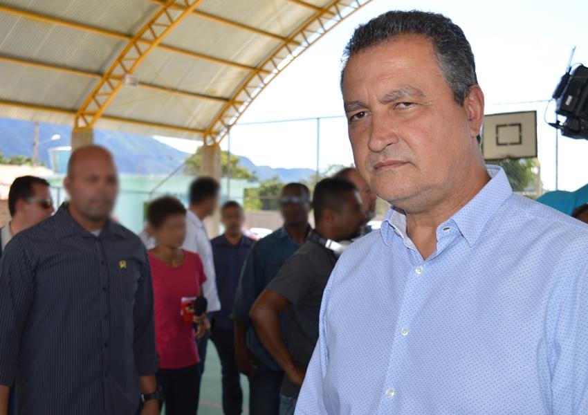 Rui Costa estará em Aracatu nesta sexta-feira (12)
