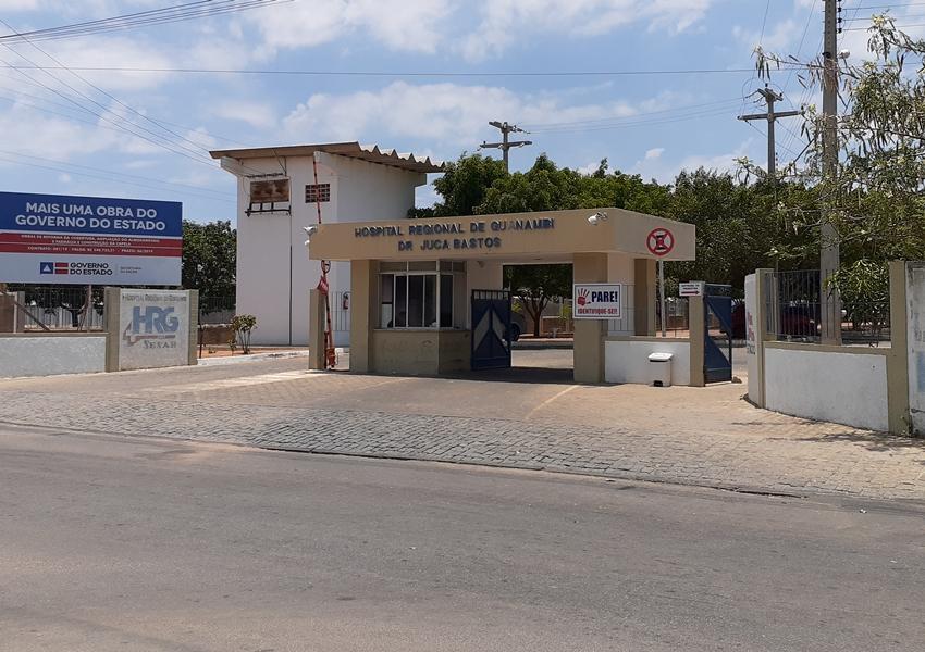 Guanambi: Após engolir 15 pedras de crack jovem é internado em hospital