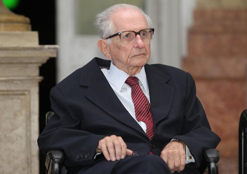 Luto na Bahia: Morre Doutor Roberto Santos, ex-governador, aos 94 anos