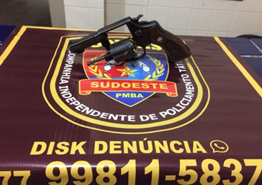 Ituaçu: Homem morre em confronto com a Rondesp