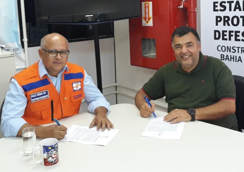 Livramento: Prefeito assina convênio para o abastecimento emergencial na zona rural do município