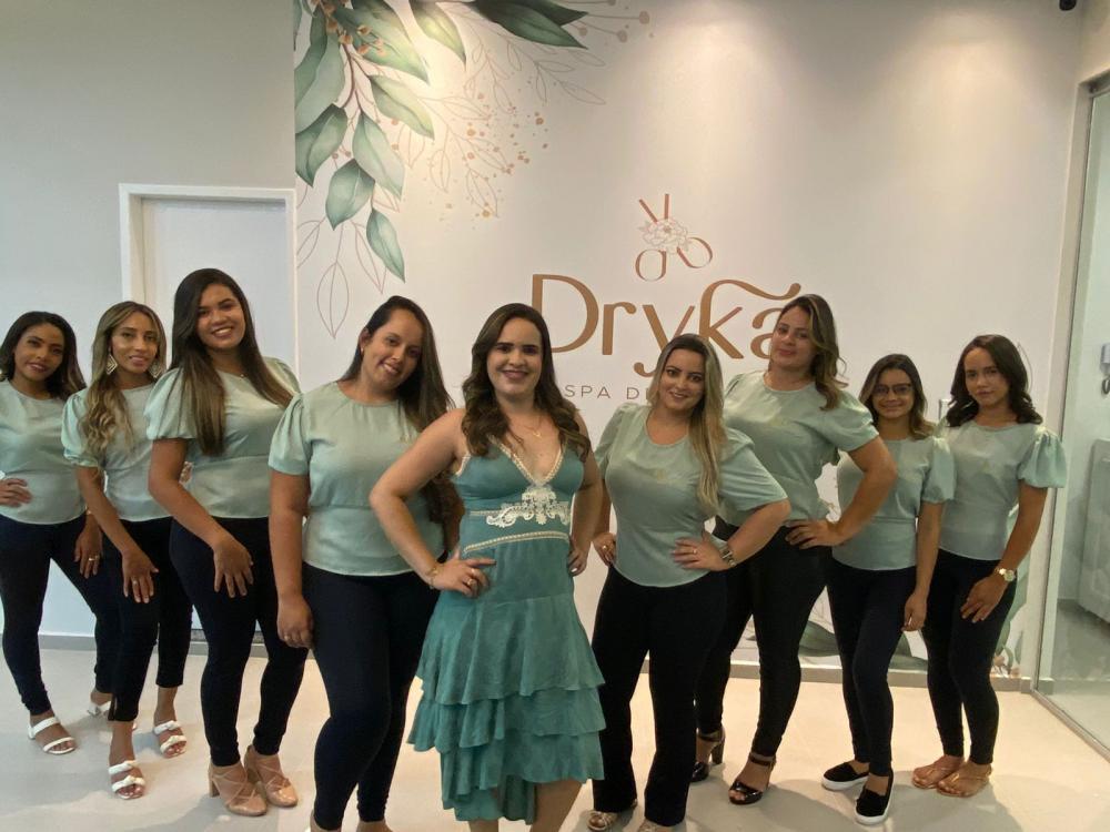 Visite e conheça 'Dryka Spa de Beleza' em Livramento; agende seu horário