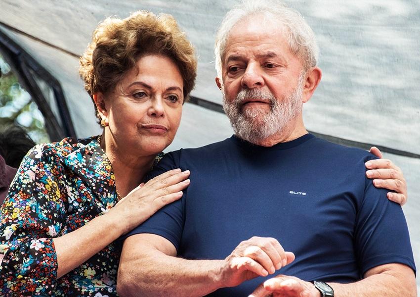 Lula e Dilma participarão de evento com prefeita de Paris