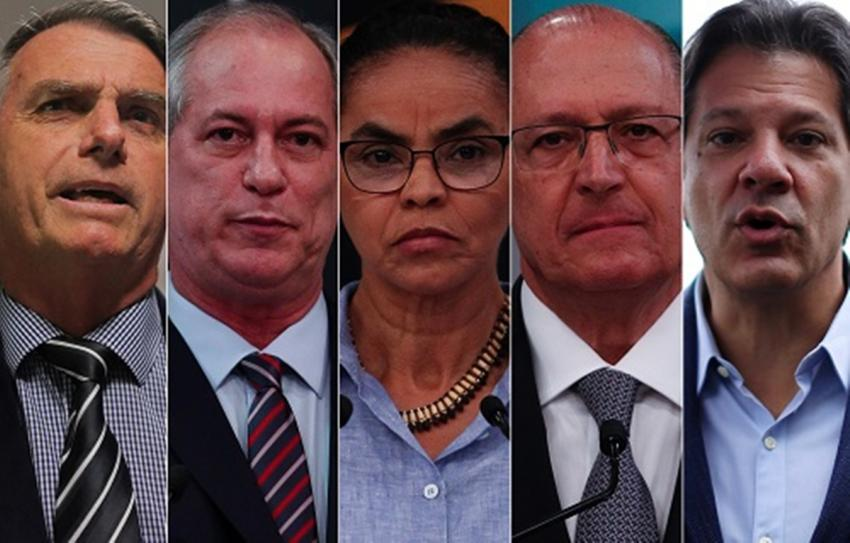 Datafolha divulga nova pesquisa na corrida presidencial