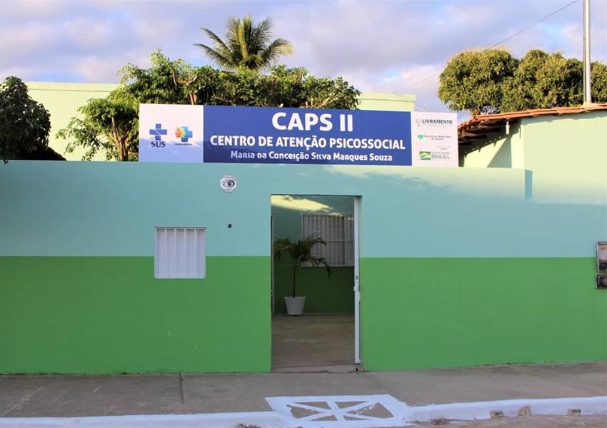 Livramento: Nova sede do CAPS é entregue a população em novo endereço