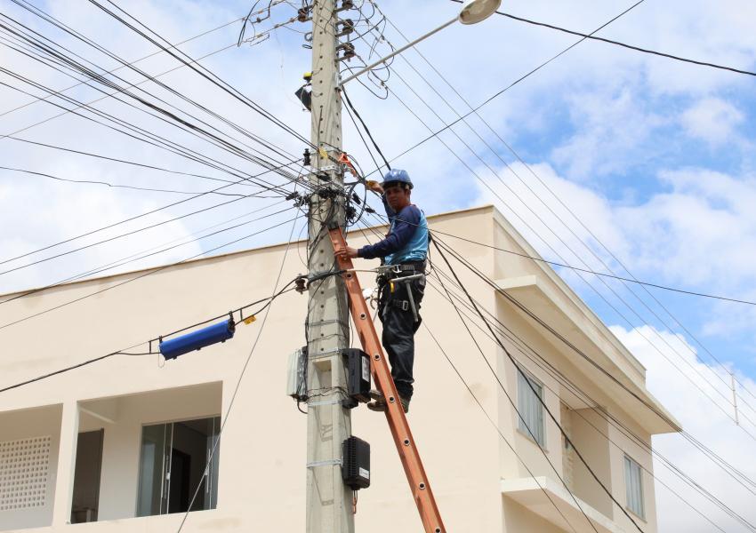 Moradores de Livramento esperam ansiosos pelo novo provedor de internet na cidade