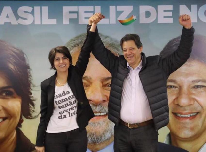 Fernando Haddad obteve a maioria dos votos tanto no primeiro como no segundo turno em Livramento